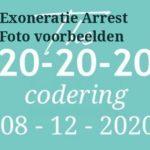 Exoneratie arrest video